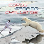 Espoo Fencing Challenge Poster 2015
